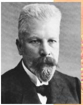 Eduard Buchner, whose experiments with zymase initiated the study of biochemistry.